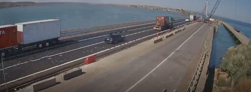 Мост через Хаджибейский лиман полностью откроют для транспорта в конце весны