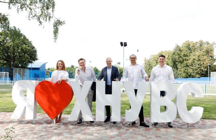 Андрей Данилевич стал студентом и однокурсником… Александра Усика