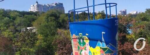 Канатную дорогу в Одессе готовят к обновлению: что изменится?