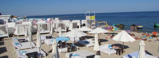 Температура морской воды в Одессе: лето на пляжах продолжается