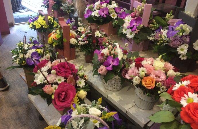 День знаний: почем в Одессе цветы для любимых учителей? (фото)