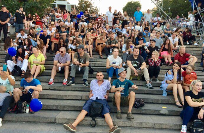 Как прошел День города в Одессе: версия полиции (видео)
