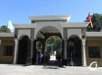 Одесский зоопарк ушел на карантин