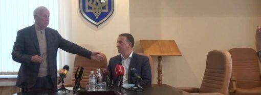 Юрий Крук – наследник Валерия Хмельнюка на посту мэра Черноморска