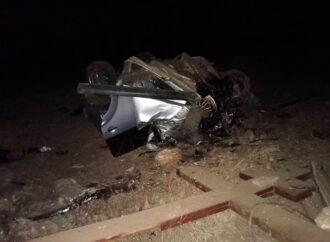 В Одесской области возле Шабо в аварии погиб человек