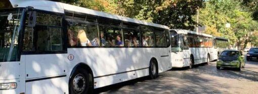 Выборы в Одессе: избирателей из отдаленных районов будут подвозить на участки дополнительные автобусы