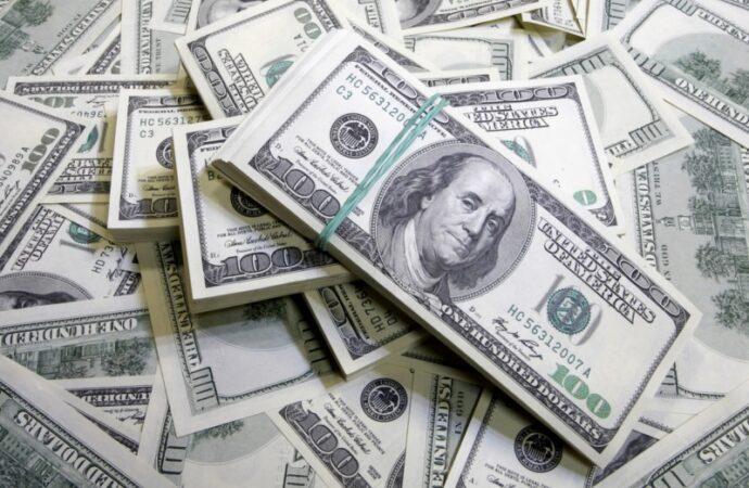 Курс доллара снизился впервые с начала сентября
