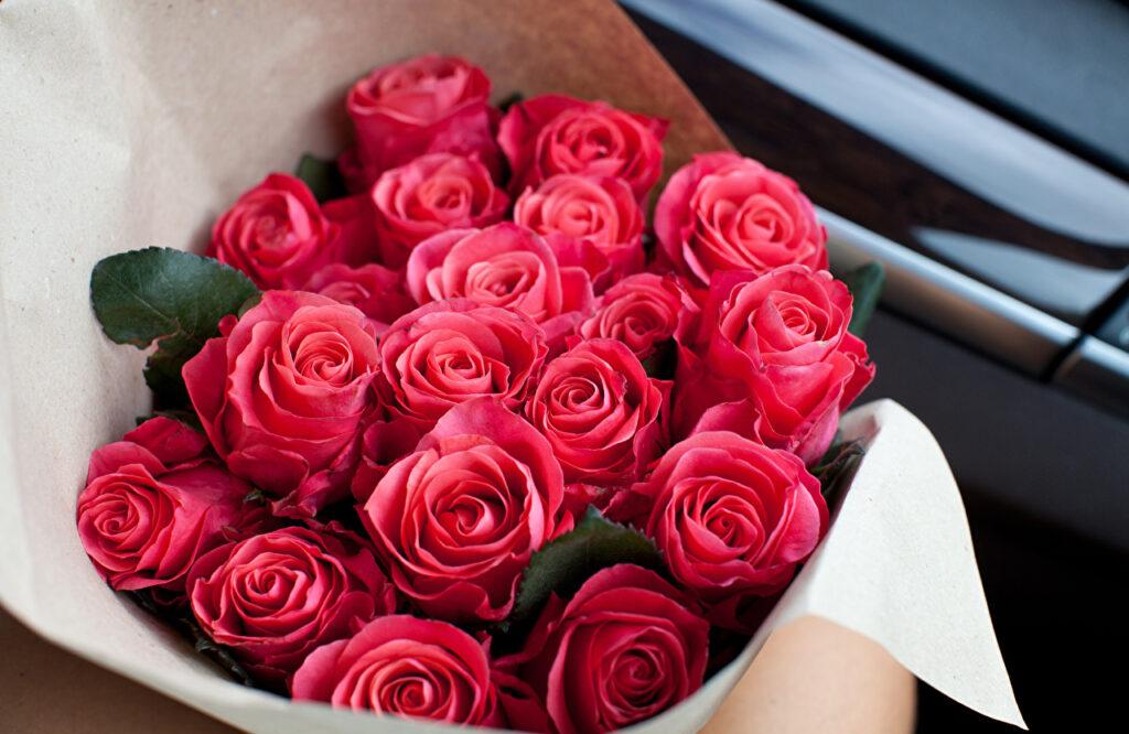 Букеты роз: мода вне времени - Одесская Жизнь