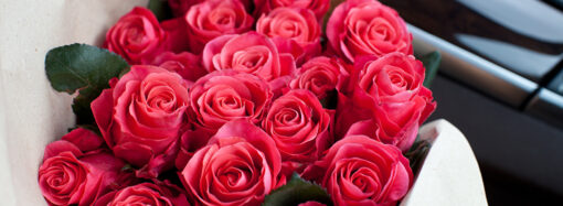 Букеты роз: мода вне времени