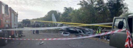 Трагедия под Харьковом: разбился военный самолет с курсантами – 25 погибших (видео)