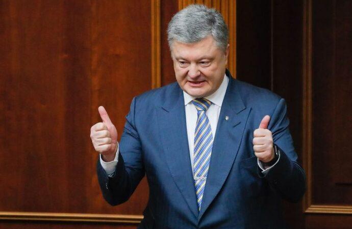 Пятый президент Украины заболел коронавирусом