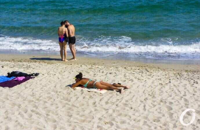 Температура морской воды в Одессе: стоит ли идти на пляж 17 сентября?