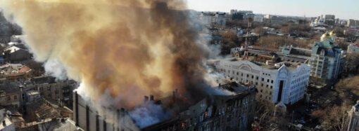 Эхо пожаров в «Токио-Стар», коледже на Троицкой и психбольнице: будут судить экс-начальника Одесской ГСЧС