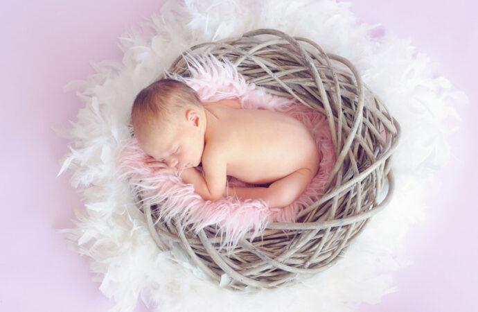 Первым новорожденным ребенком в 2021 году в Одессе стала девочка