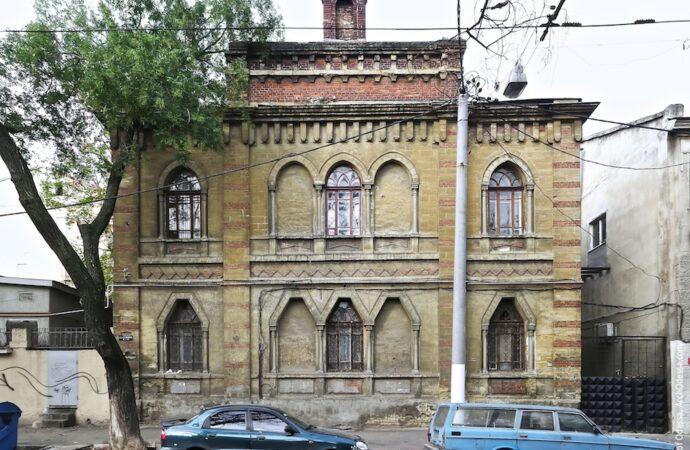 Архитектурные тайны: в одесской синагоге размещались парашютный кружок и КГБ