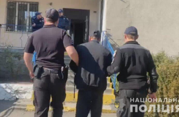Убил бездомного отверткой: в Одесской области задержали подозреваемого в жутком преступлении (фото, видео)