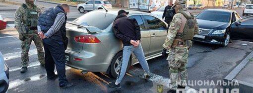 Опасную банду поймали в Одессе николаевские полицейские (видео, фото)