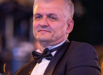 Одесский преподаватель получил сертификат национальной премии учителей