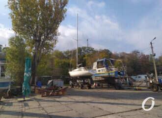 Одесские яхтсмены закрывают сезон (фото)