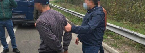 В Одессе поймали террориста из ИГИЛ (фото)