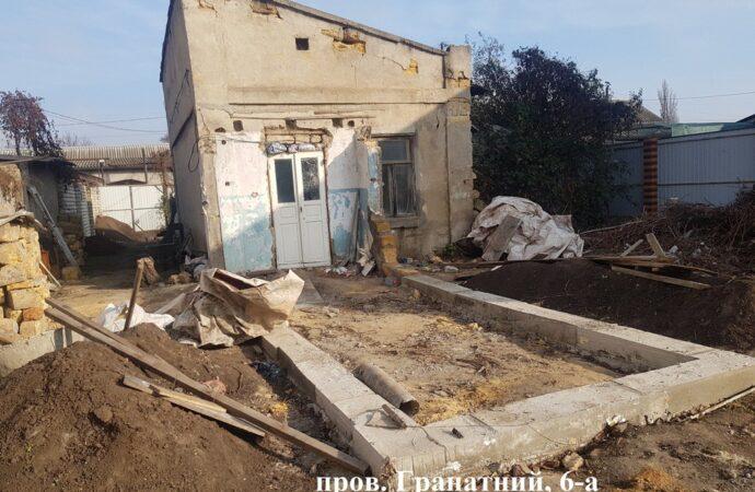 Нахалстрои в Одессе: плюс 22 незаконных строительных объекта