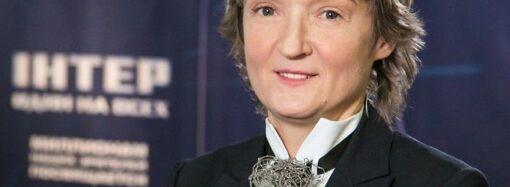Руководитель Inter Media Group Анна Безлюдная вошла в рейтинг самых влиятельных женщин Украины