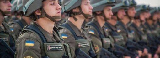 Молодые одесситы объяснили свой выбор служить в армии