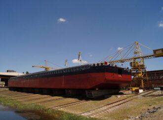 У Дунайского пароходства «увели» более 30 барж – причастных обыскали