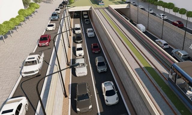 В Одессе хотят ударить по дорожным пробкам эстакадами и тоннелями (фото)