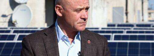 """Труханов: проект """"Солнечный город"""" уже дает первые положительные результаты"""