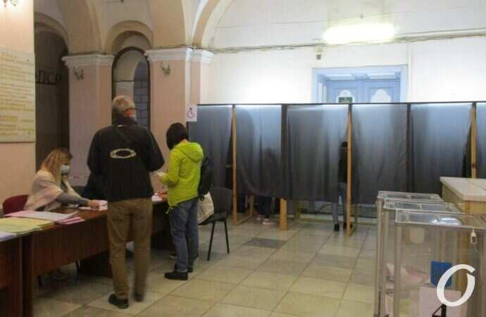 Выборы в Одессе: считать голоса будут в прямом эфире (видео)