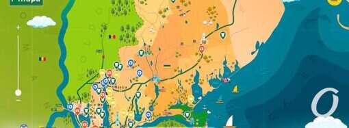 Наша Бессарабия: одесский режиссер создал интерактивную карту для путешествующих по юго-западу Одесчины
