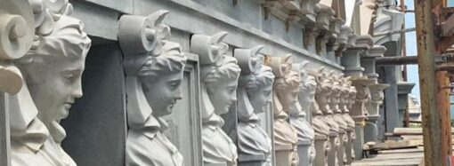 На фасад дома Либмана в центре Одессы вернется старинная лепнина