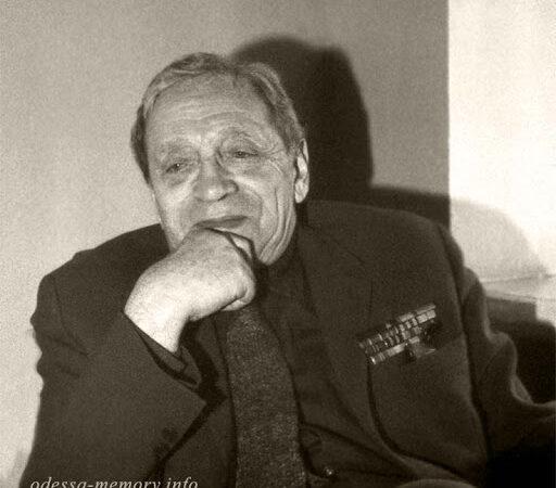 История Одессы: Лев Славин получил орден по личному приказу маршала Жукова