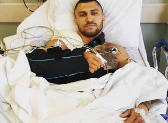 Боксеру Ломаченко после проигрыша американцу сделали операцию