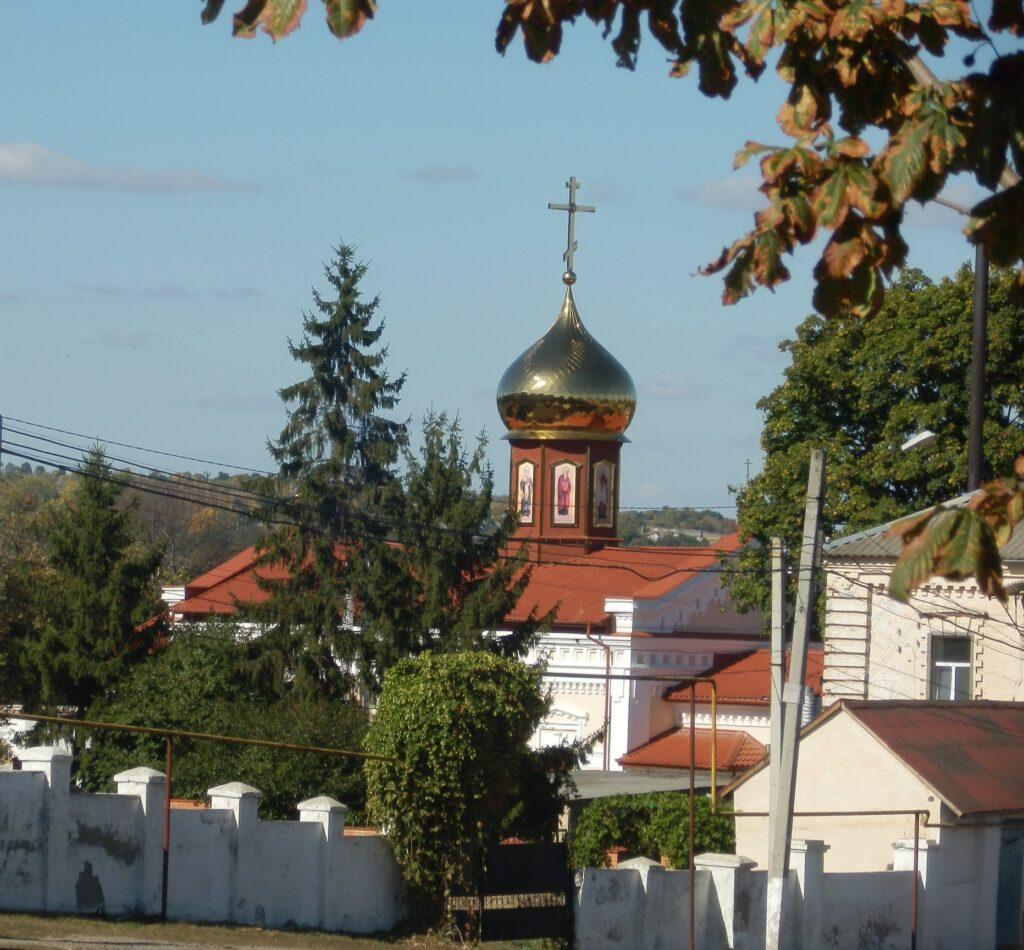 Монастырь Балта