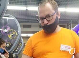 Готовы ли одесситы платить штраф за отсутствие маски?