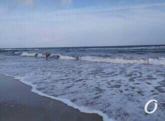 Температура морской воды в Одессе 8 мая: насколько прогреется море?