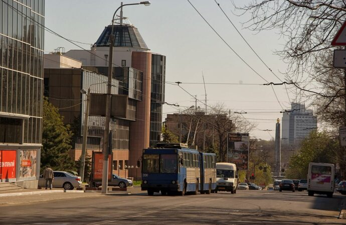 В мэрии Одессы готовы выложить 40 миллионов на ремонт улицы Черняховского
