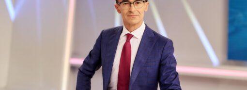 Олег Панюта: журналист, мечтатель и «автогонщик»
