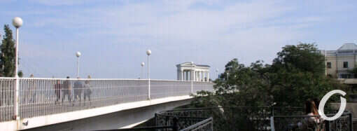 Одесские истории: мост с лучшим видом на порт (видео)