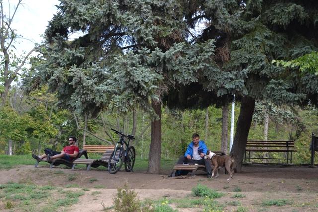В одесском парке Победы усилили муниципальный патруль: что случилось?