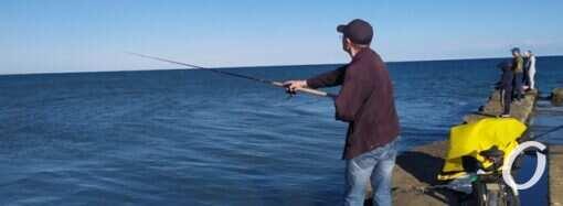 Рыбалка в Одессе: ловим ставриду, камбалу и глось
