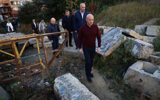 Труханов: в Приморском районе появится еще одна благоустроенная зеленая зона