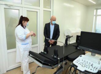 Труханов: в Одессе открыли уникальный Центр здоровья семьи