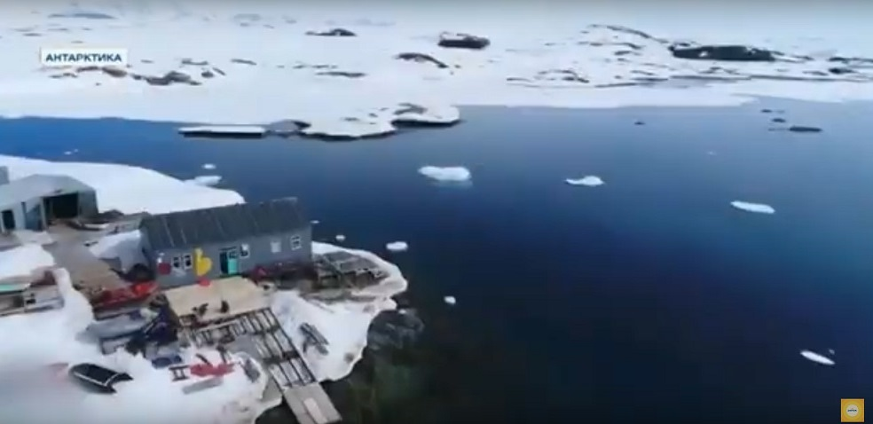 Антарктика, полярники