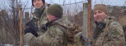 Защитник Украины из Одессы рассказал об АТО и боевых товарищах
