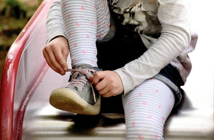Как выбрать детскую обувь?