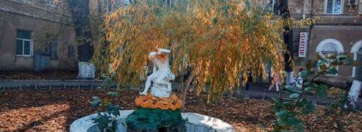 Одесский горсовет отклонил заявку на ремонт фонтана во дворе Еврейской больницы