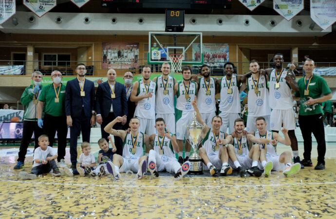 Финал четырех: клуб из Одесской области стал обладателем Кубка Украины (видео)